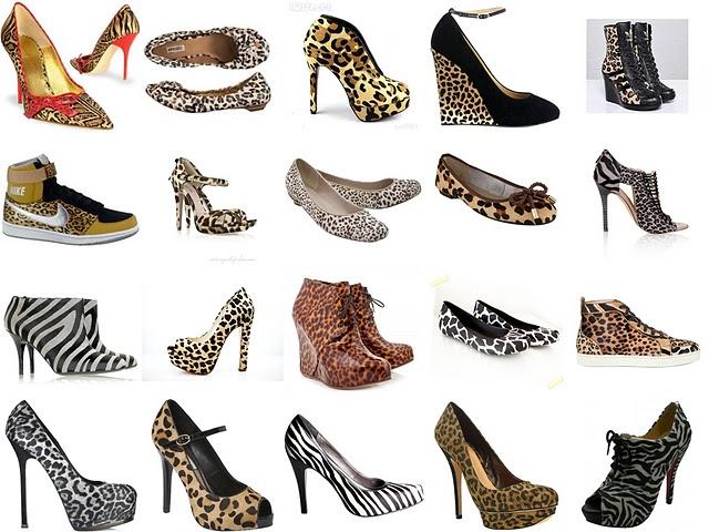 Resultado de imagem para sapatos animal