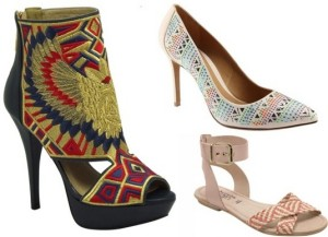 Tendência - Sapatos com estampa étnica (4)